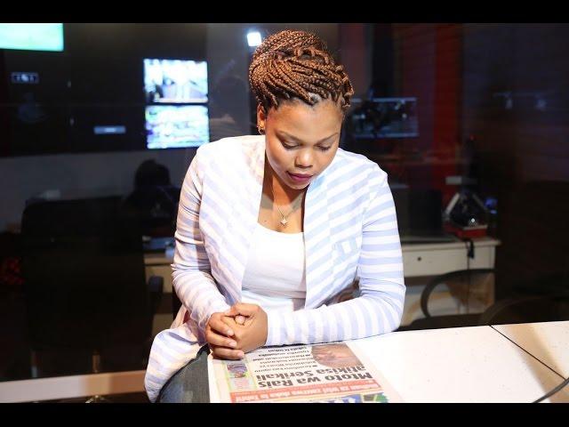 Dakika kumi na Tano katika uchambuzi wa Magazeti May 17-2016 na Alice Tupa