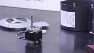 Nutone LS100 Blower repair
