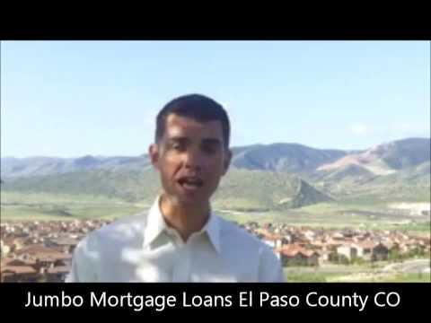 El Paso County CO Jumbo Loans | Jumbo Mortgage Company El Paso County