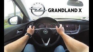 2018 Opel Grandland X - TEST Drive POV