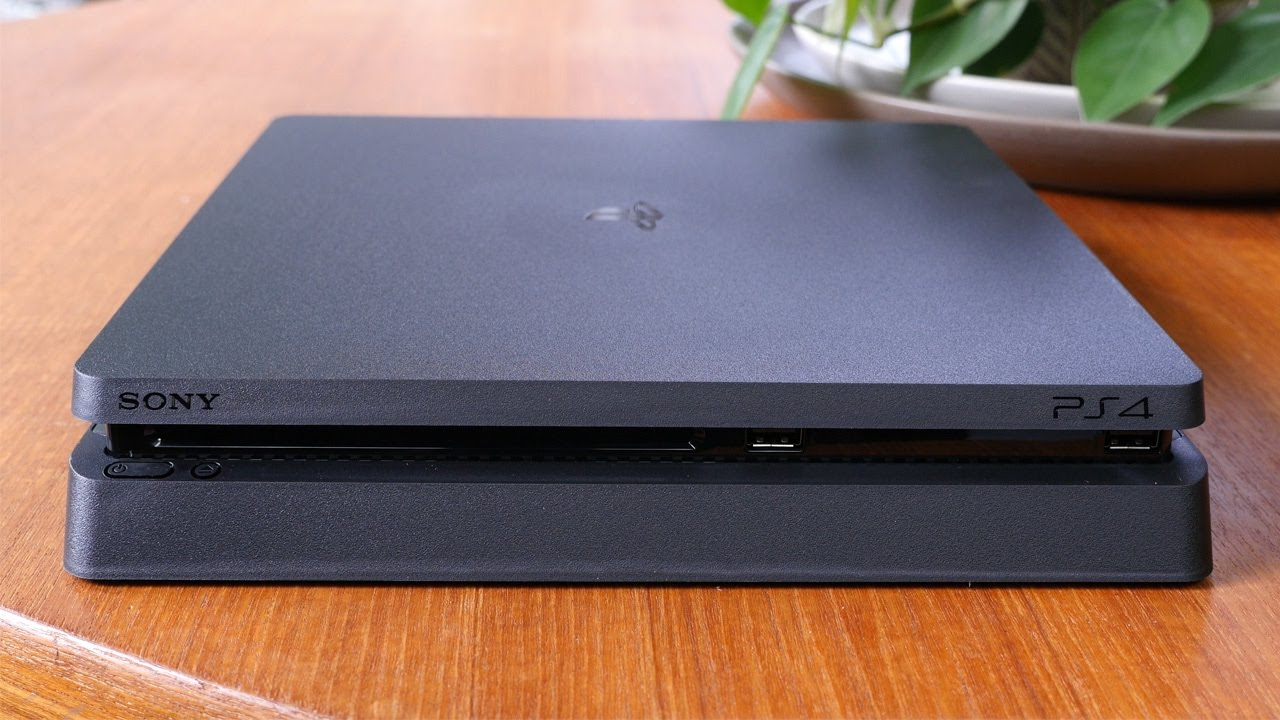 Sony PlayStation 4 Slim Unboxing, Setup and Impressions - YouTube