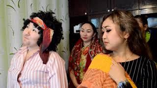 Гита и Зита по казахски  2 серия