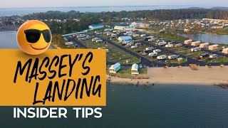 Masseys Landing Insider Tips