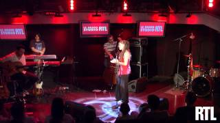ZAZ: historia de un amor en live sur RTL