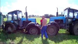 будни тракториста питер
