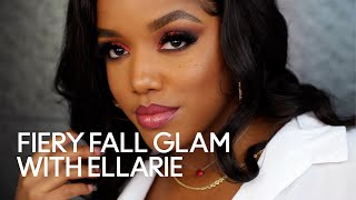 Fiery Fall Glam with Ellarie | MAC Cosmetics