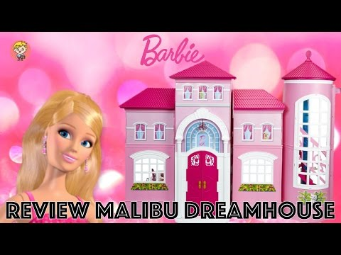 Review Barbie - Malibu Dreamhouse (FR)