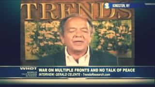 Gerald Celente : Economic Collapse - We Are Headed Into World War 3