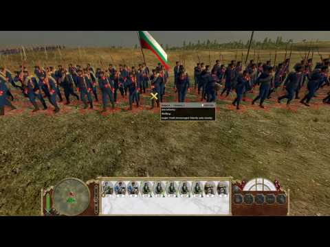 Russo-Turkish War Mod Review-Empire Total War