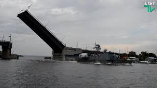 В Николаев на ремонт зашел ракетный катер «Прилуки»