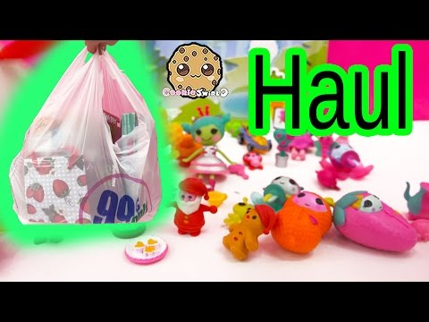 99 Cents Only Stores Toy Haul Lalaloopsy Unboxing Shopping Video Cookieswirlc