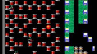 sUPAPLEX - ROCKING STONES - LEVEL 7