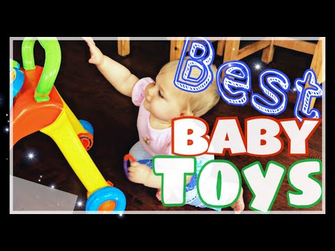 Best Baby Toys    Must Haves for 3-12 Month Olds