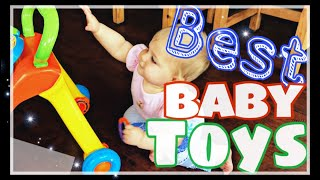 Best Baby Toys || Must Haves for 3-12 Month Olds