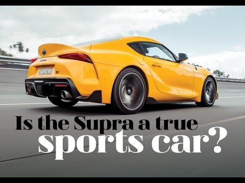 Is The Supra A True Sports Car?! | Wheels Australia