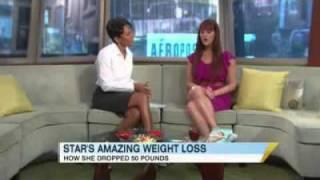 Sara Rue's Amazing Weight Loss