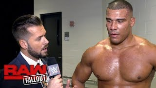 Jason Jordan remains positive in defeat: Raw Fallout, Aug. 21, 2017