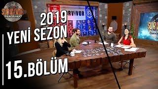 Survivor Panorama | 4. Sezon | 15. Bölüm