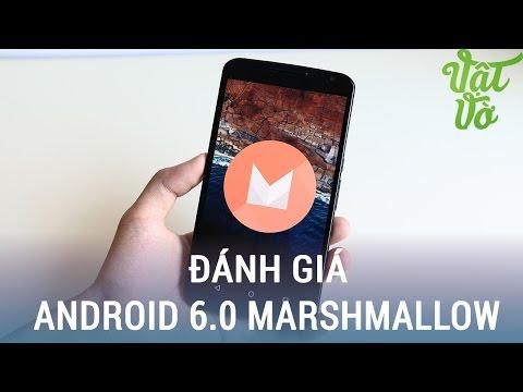 Vật Vờ| Những tính năng mới có trên Android 6.0 Marshmallow chính thức