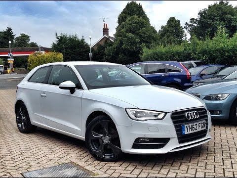 Audi A3 2.0 TDI Sport 3dr for Sale at CMC-Cars, Near Brighton, Sussex
