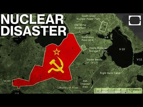 The Soviet Union's Secret Nuclear Disaster