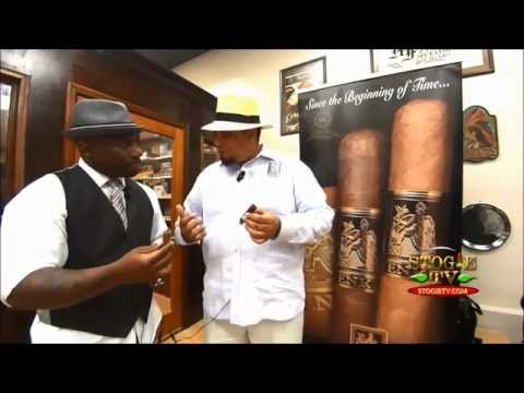 Stogie TV  features the Grand opening of Cigar Cigar Smoke shop.