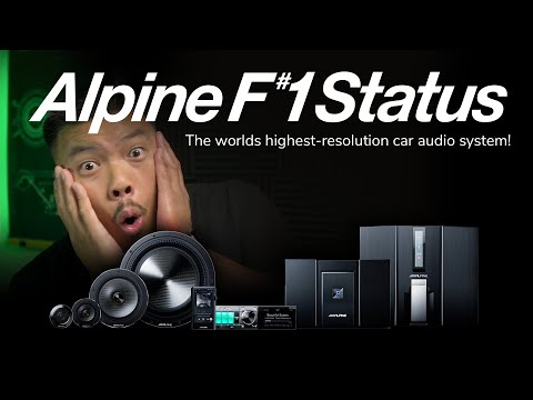The World's Highest Resolution Car Audio System!