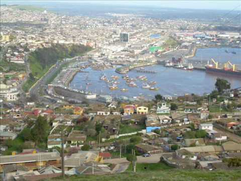 Chile San Antonio Primer Puerto De Chile Youtube