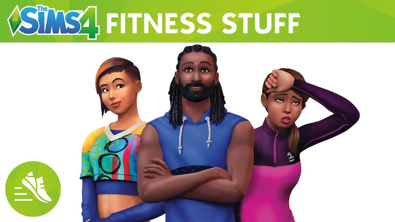 Resultado de imagem para the sims 4 fitness