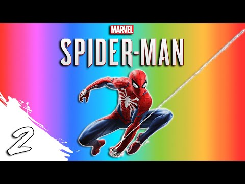 SPIDER-MAN (PS4 PRO) Session #2 ► Fantastic game!