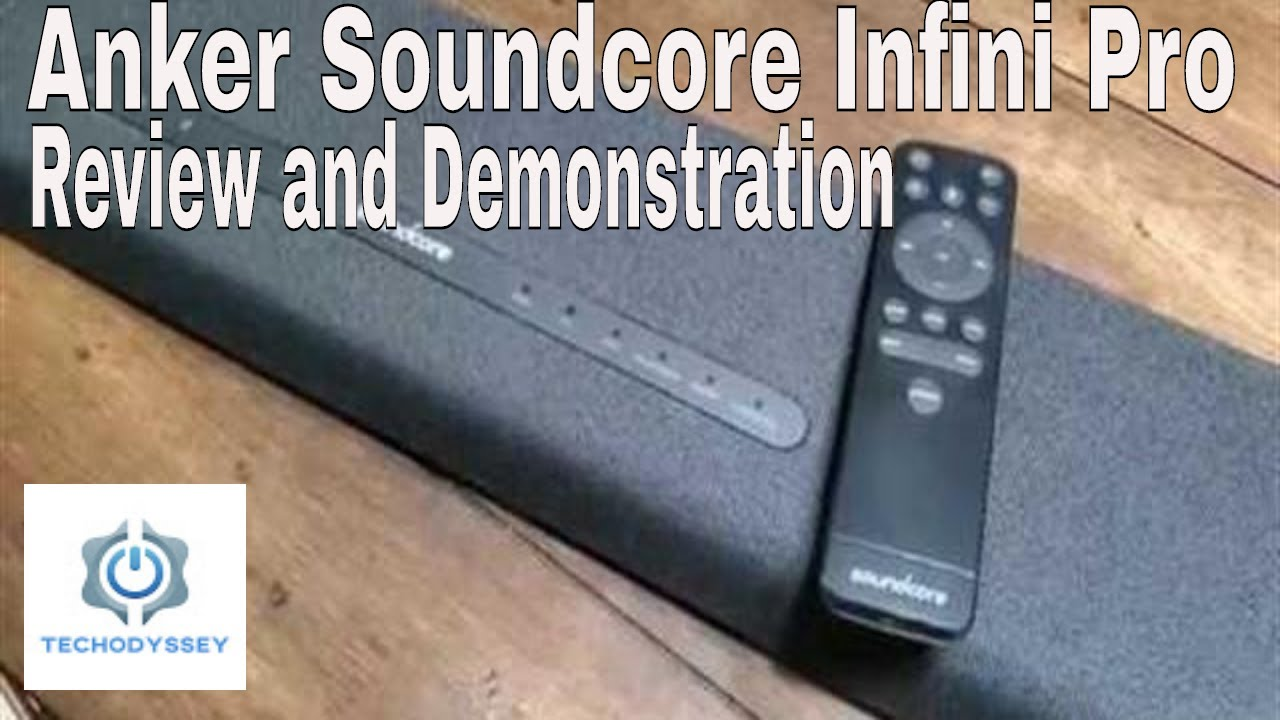 Anker Soundcore Infini Pro Review and Sound Demonstration - YouTube