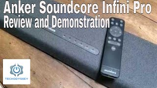 Anker Soundcore Infini Pro Review and Sound Demonstration