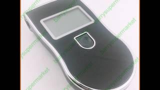 Тестер на алкоголь Alcohol Tester DA818 5 Alcohol Testers