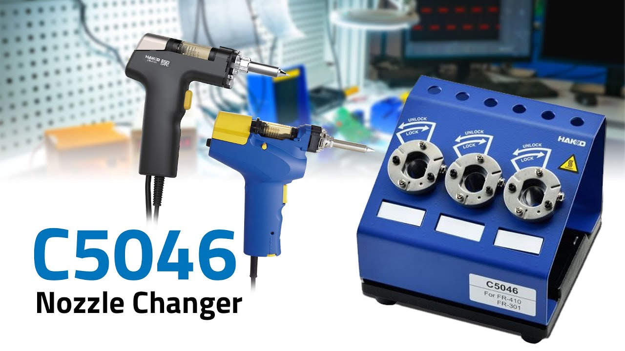 C5046 FR-410/301 Nozzle Quick Changer - Nozzle Quick