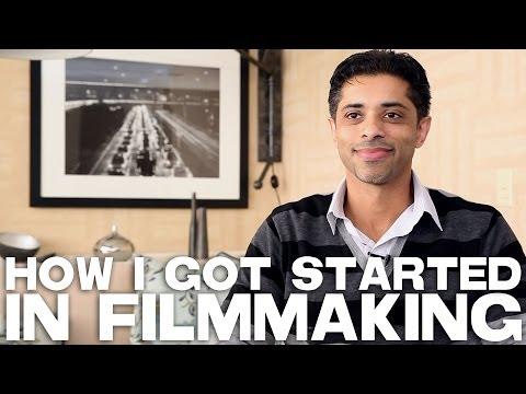 How I Got Started In Filmmaking by Angelo Lobo