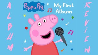 Download My First Album- Peppa Pig- Album review Mp3 and Videos