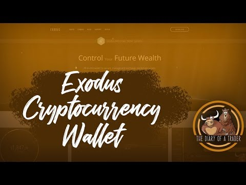 Exodus Wallet Review 2019 - A Multi-asset Wallet. | What Is Exodus Wallet?