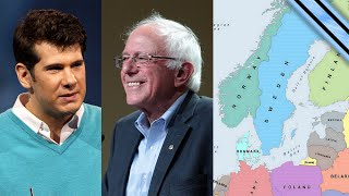 Debunking Steven Crowder's Arguments – Defending Social Democracies