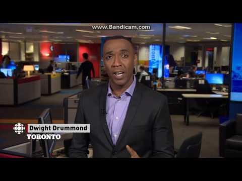 CBLT: CBC Toronto News At 6pm Cold Open--2016
