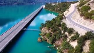 林芝春天Linzhi Spring With The First Expressway In Tibet