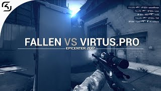 EPICENTER 2017: FalleN vs Virtus.Pro