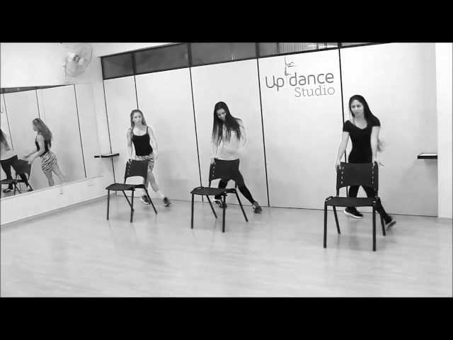 Show das Poderosas - Chair Dance - Up Dance Studio Travel Video