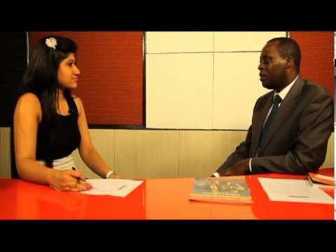 Interview with H.E. Mr. Ernest Rwamucyo -Rwanda with THE TIMES OF AFRICA.