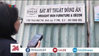 Vụ TGĐ Skyming bỏ trốn: Xưởng đào miền Nam là ảo, xưởng đào miền Bắc ngưng hoạt động| VTV24