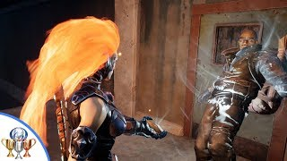 Darksiders 3 - All Human Locations - Humanitarian Trophy Guide