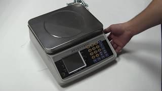 видео Счетные весы