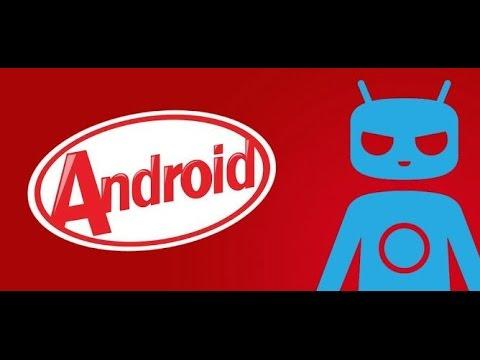 Быстрая установка прошивки на Android 4.4 KitKat