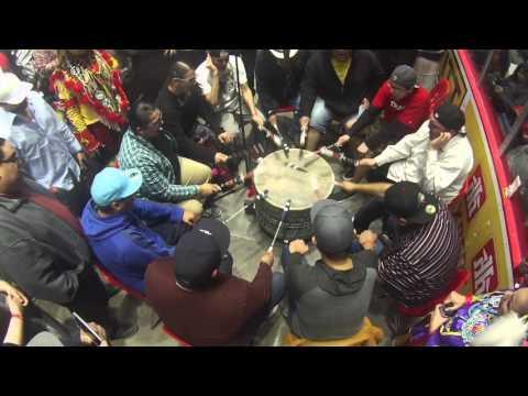 Rock Hill Singers Intertribal @ FNUC Regina Powwow 2016