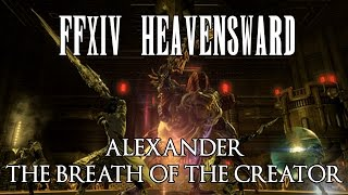 ffxiv alexander the breath of the creator normal guide a10n