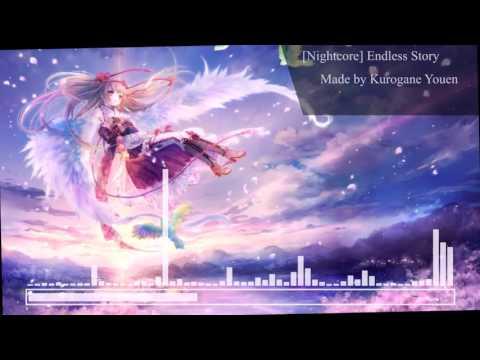 [Nightcore] Endless Story - Yuna Ito